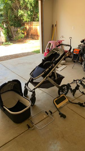 Uppababy vista with all attachments for Sale in Oceanside, CA