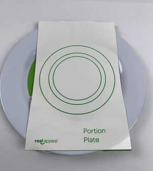 Real Appeal Portion Plate Diet Health for Sale in Davenport, FL