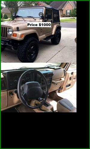 ֆ1OOO Jeep Wrangler for Sale in Downey, CA