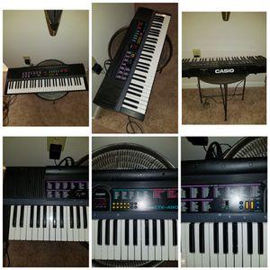 Casio Keyboard for Sale in Washington, DC