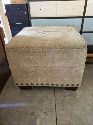 Nice ottoman for Sale in Redmond, OR