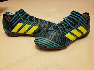 Adidas Nemeziz Tango 17.3 Legend Ink Turf Shoes Size US 7.5 for Sale in Columbus, OH