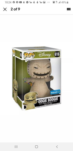 Funko Pop! 10in Nightmare before Christmas Oogie Boogi Vinyl Figure New in Box for Sale in Syracuse, UT