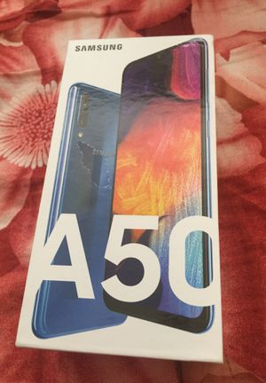 Samsung Galaxy A50 International Version for Sale in Alexandria, VA