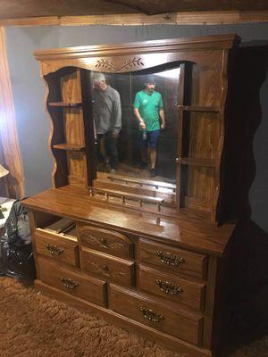 Huge dresser for Sale in Tyler, TX