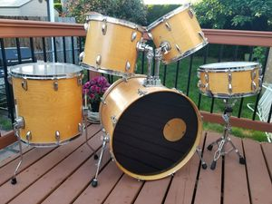 5pc drum set for Sale in Troutdale, OR