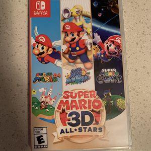 New Super Mario 3D allstars for Sale in Gresham, OR