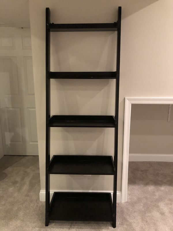 Ladder Bookcases (TWO!)