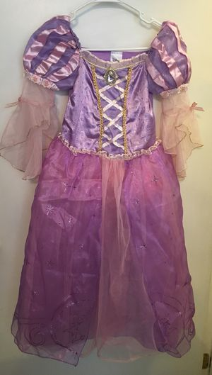 Disney Store Rapunzel Costume for Sale in Henderson, NV