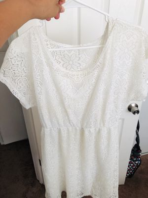 White Dress for Sale in San Leandro, CA