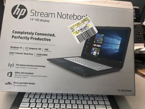 HP STREAM NOTEBOOK for Sale in Chicago, IL