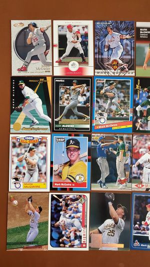 Baseball Cards - Mark McGwire for Sale in Noblesville, IN