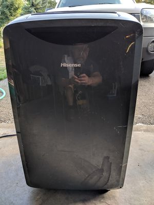 Portable AC unit 14000 BTU rarly used. for Sale in Port Orchard, WA