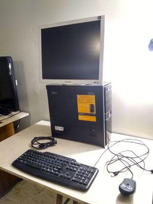 HP 4gb 1tb desktop computer for Sale in Nuevo Laredo, MX