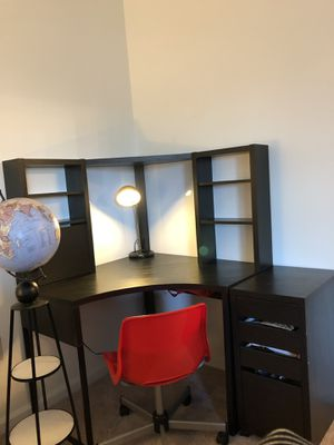 Beautiful Corner Desk & chest for Sale in Springfield, VA