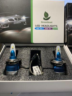 Upgraded the headlight of your car 🚘 Sedans trucks vans pick ups for Sale in San Dimas, CA