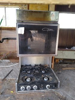 Rv stove and oven for Sale in Grape Creek,  TX
