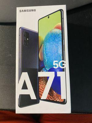 Samsung A71 5G phone 128GB - Tmobile for Sale in Garden Grove, CA