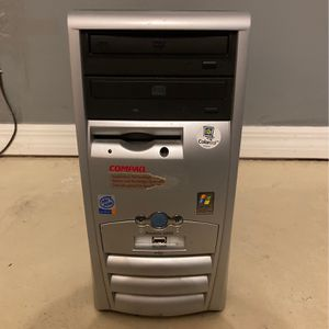 Prasario 6350 Desktop Computer (FOR PARTS) for Sale in Zephyrhills, FL