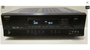ONKYO HTR500 5.1 CHANNELS THX RECEIVER Surround sound for Sale in Colma, CA