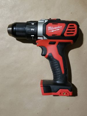 NEW MILWAUKEE M18 1/2 DRILL DRIVER for Sale in Greenville, SC