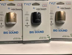 TYLT Bluetooth Speaker for Sale in Searcy, AR