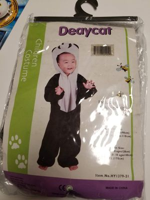 Skunk costume size small kids NEW for Sale in Grand Prairie, TX