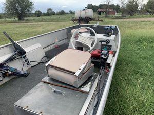 78 mercury 40 horsepower two owner boat for Sale in Coalgate, OK
