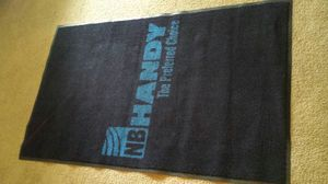 black and blue NB Handy door mat for Sale in Fairfax, VA