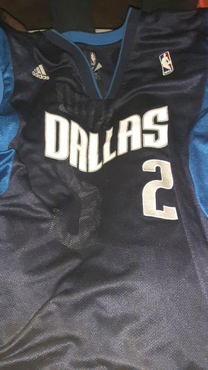 Dallas Mavericks Adidas Jersey #2 Jason Kidd & Dallas Mavericks Reebok Jersey #41 Dirk Nowitzki for Sale in Dallas, TX