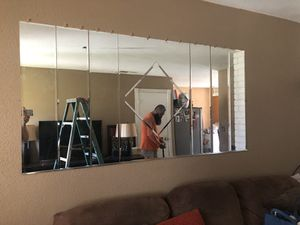 Large Accent Mirror $50 for Sale in Irwindale, CA