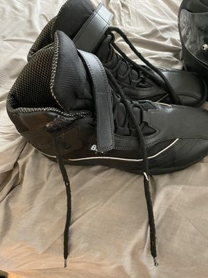 Bilt Motorcycle Boots size 12 for Sale in Reading, MA