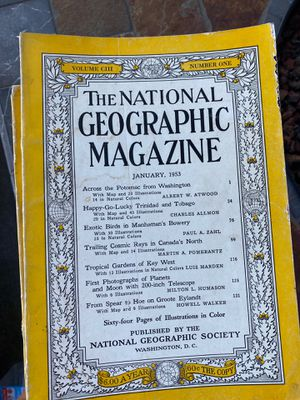 National Geographic for Sale in Belmont, NC