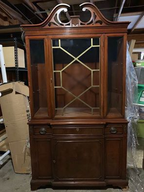 Antique China Hutch for Sale in Colbert, WA