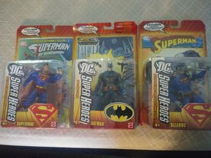 DC Super Heroes action figures for Sale in Stockton, CA