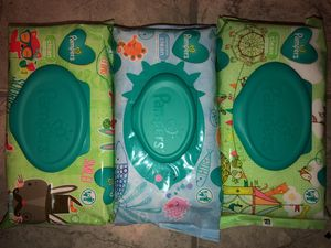 Pampers wipes for Sale in Houston, TX