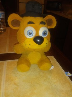 Freddy plushy for Sale in Kernersville, NC
