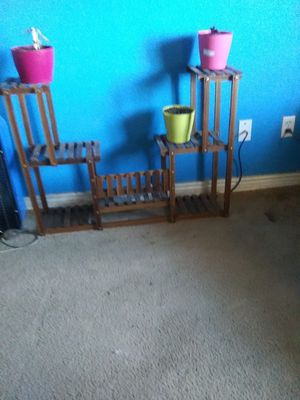 4 tier plant stand for Sale in Colorado Springs, CO