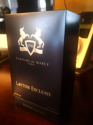 Parfums de Marly Layton Exclusif (Large 4.2) New for Sale in San Antonio, TX