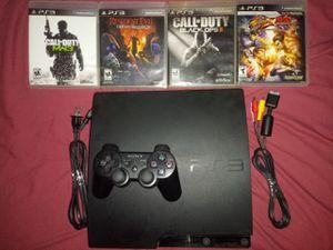 PS3 Slim [250gb] Bundle for Sale in Los Angeles, CA