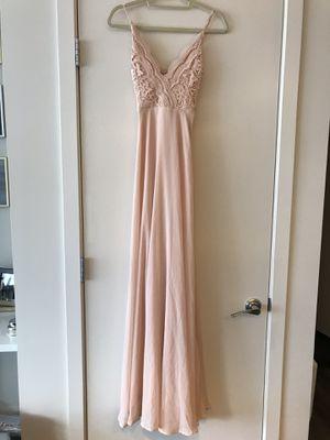 Lulus Blush Madelyn Dress for Sale in Boston, MA