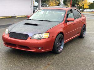 2005 Subaru Legacy for Sale in Lakewood, WA