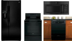 BRAND NEW W/WARRANTY - GE Kitchen Appliance Set - $1800 for Sale in Ruskin, FL