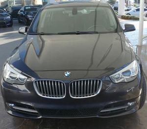2012 BMW 550 i Series Gran Turismo 49000 miles only 400 horsepower V8 Grey for Sale in Las Vegas, NV