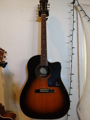 Epiphone Acoustic/Electric guitar for Sale in Jamul, CA