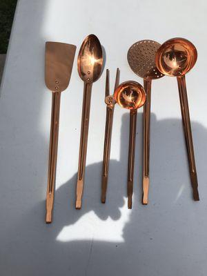 Copper utensils for Sale in Pomona, CA