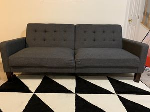 Comfortable couch for Sale in Lorton, VA