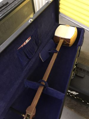 2 shamisen guitars together for Sale in Huntington Beach, CA