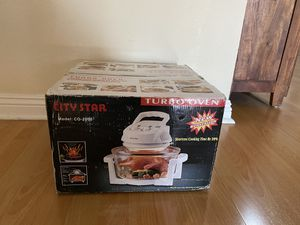 CITYSTAR Turbo Convection Oven CO-2000 for Sale in Westminster, CA