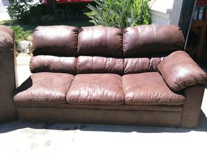 Two piece sectional for Sale in Fresno, CA